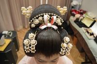 プレミアムかんざし&髪飾り無料サービス