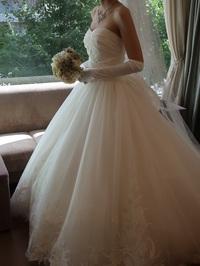 ウェディングドレス(1)