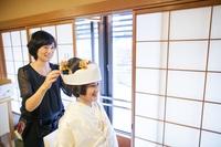 【7/22(日)】花嫁美容体験会を開催します(新日本髪、おかつら、エアーブラシメイク)