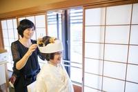 花嫁ヘアスタイル体験会(エアブラシ体験会、新日本髪体験会)のご案内