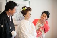 おこしやすウェディングは「美しき花嫁姿」にこだわります!