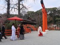 下鴨神社結婚式レポート(2)