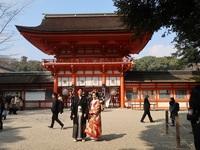 下鴨神社結婚式レポート(3)