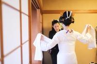 美しい花嫁姿にこだわった京都前撮りプラン「古都恋綴」
