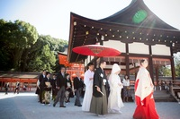 下鴨神社の結婚式の先行予約(優先予約)について