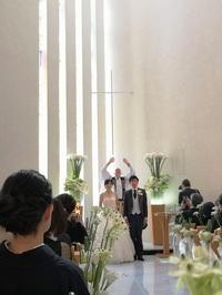 前略、すべての花嫁さまへ